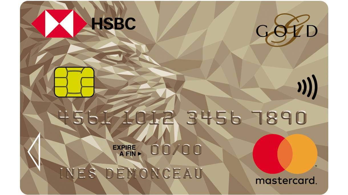 carte bancaire gold