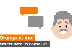 comment contacter orange bank