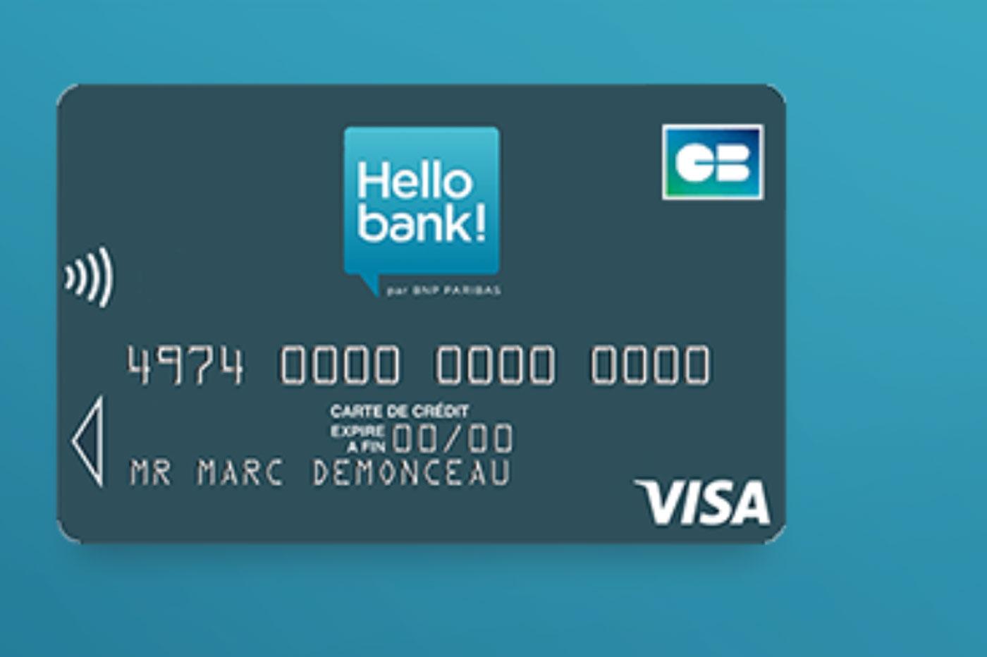 contacter hello Bank
